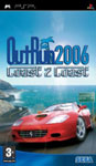 Carátula de Outrun 2006: Coast 2 Coast para PlayStation Portable