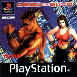 Carátula de Dead or Alive para PSOne