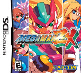 Car�tula de Mega Man ZX