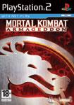 Carátula de Mortal Kombat Armageddon
