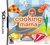 Carátula de Cooking Mama
