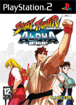 Carátula de Street Fighter Alpha Anthology