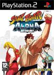 Car�tula de Street Fighter Alpha Anthology