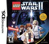 Carátula de Lego Star Wars II: La Trilogía Original para Nintendo DS