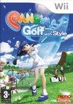 Carátula de Pangya! Golf with Style