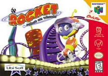 Carátula de Rocket: Robot on Wheels