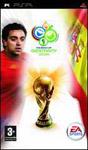 Carátula de Copa del Mundo FIFA 2006 para PlayStation Portable