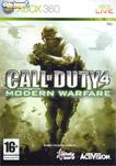 Carátula de Call of Duty 4: Modern Warfare para Xbox 360