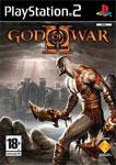 Carátula de God of War II para PlayStation 2
