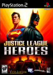 Carátula de Justice League Heroes para PlayStation 2