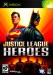 Car�tula de Justice League Heroes para Xbox