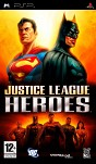 Car�tula de Justice League Heroes para PlayStation Portable