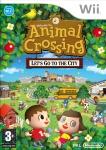 Car�tula de Animal Crossing: Let's Go to the City