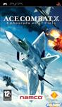 Carátula de Ace Combat X: Emboscada en el cielo para PlayStation Portable