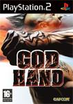 Carátula de God Hand