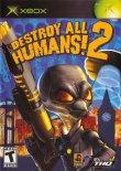 Carátula de Destroy All Humans! 2 para Xbox Classic