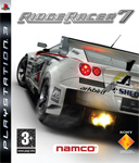 Car�tula de Ridge Racer 7