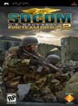 Carátula de SOCOM U.S. Navy SEALs: FireTeam Bravo 2 para PlayStation Portable