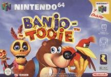 Carátula de Banjo-Tooie para Nintendo 64
