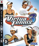 Carátula de Virtua Tennis 3 para PlayStation 3