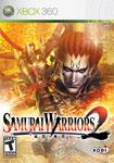 Carátula o portada EEUU del juego Samurai Warriors 2 para Xbox 360