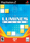 Carátula de Lumines Plus para PlayStation 2