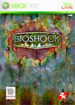 Car�tula de BioShock para Xbox 360
