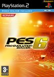 Carátula de Pro Evolution Soccer 6 para PlayStation 2