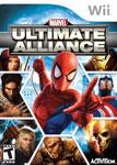 Carátula de Marvel: Ultimate Alliance para Wii