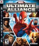 Carátula de Marvel: Ultimate Alliance para PlayStation 3