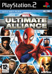 Carátula de Marvel: Ultimate Alliance para PlayStation 2