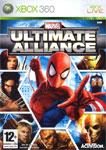 Carátula de Marvel: Ultimate Alliance para Xbox 360