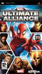 Carátula de Marvel: Ultimate Alliance para PlayStation Portable