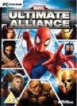 Carátula de Marvel: Ultimate Alliance