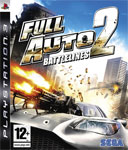 Carátula de Full Auto 2: Battlelines para PlayStation 3
