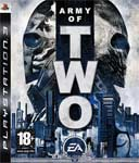 Carátula de Army of Two para PlayStation 3