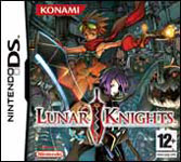 Car�tula de Lunar Knights