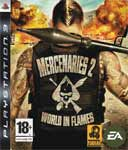 Car�tula de Mercenaries 2: World in Flames para PlayStation 3