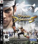 Car�tula de Virtua Fighter 5