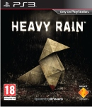 Carátula de Heavy Rain para PlayStation 3