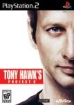 Car�tula de Tony Hawk's Project 8 para PlayStation 2