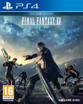 Carátula o portada Europea del juego Final Fantasy XV para PlayStation 4
