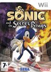 Car�tula de Sonic y los Anillos Secretos