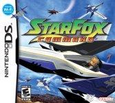 Carátula de Star Fox Command para Nintendo DS