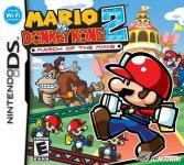Carátula de Mario vs. Donkey Kong 2: March of the Minis para Nintendo DS