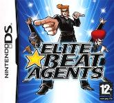 Carátula de Elite Beat Agents