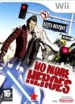 Carátula de No More Heroes para Wii