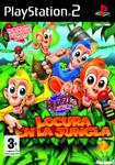 Carátula de Buzz! Junior: Locura en la jungla