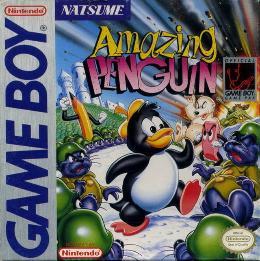 Carátula de Amazing Penguin