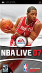 Car�tula de NBA Live 07